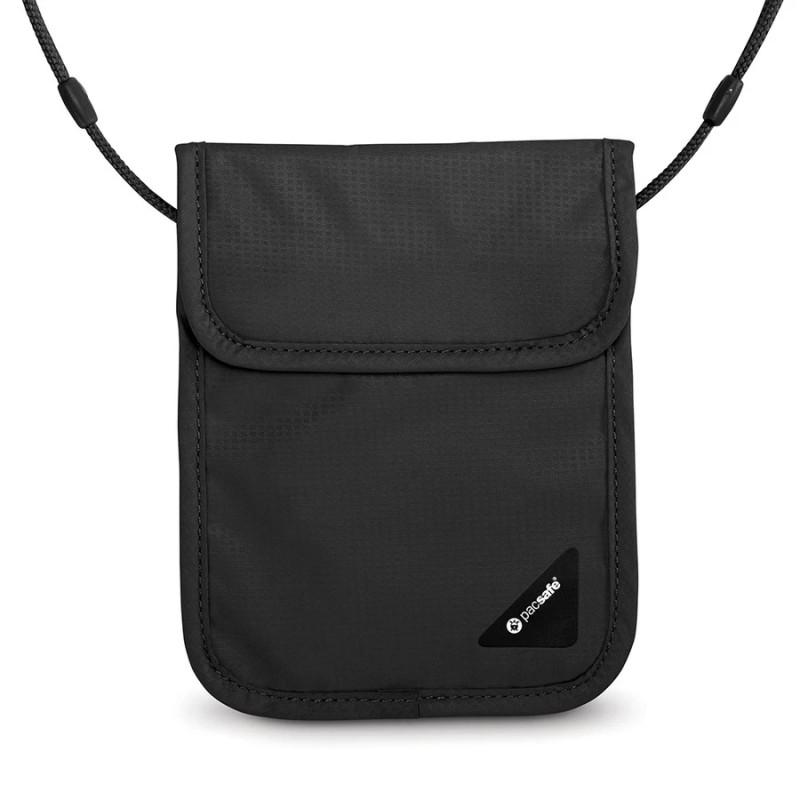 Túi đựng hộ chiếu chống trộm Pacsafe X75 RFID Blocking