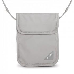 Túi đựng hộ chiếu chống trộm Pacsafe X75 RFID Blocking Grey