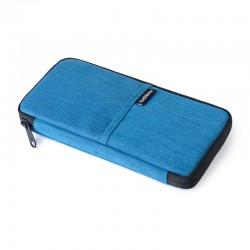 Túi Đựng Hộ Chiếu Đeo Cổ Naturehike Blue