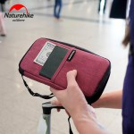 Túi đựng hộ chiếu đeo cổ Naturehike Pink