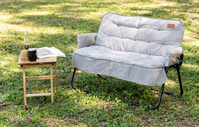 Ghế sofa xếp Kazmi K20T1C015 có thiết kế đơn giản nhưng tinh tế và sang trọng