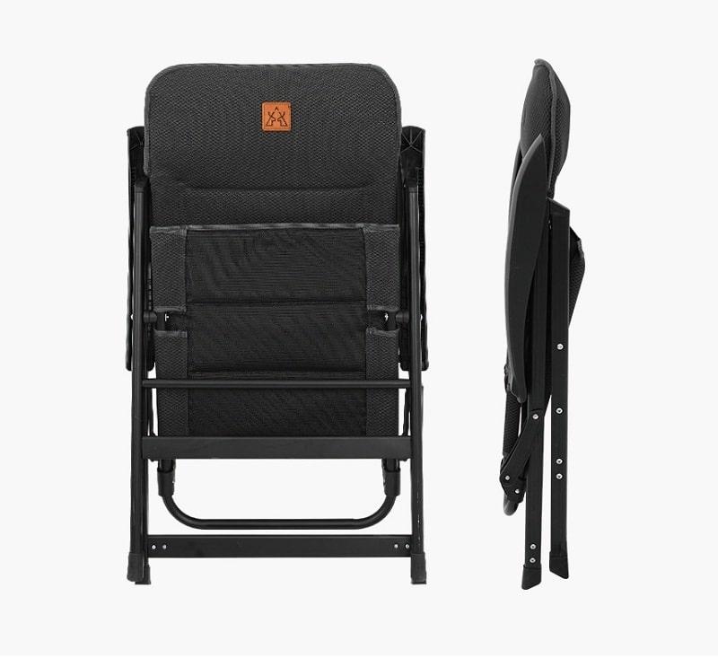 Thiết kế gấp gọn tiện dụng của ghế xếp thông minh KAZMI K20T1C027