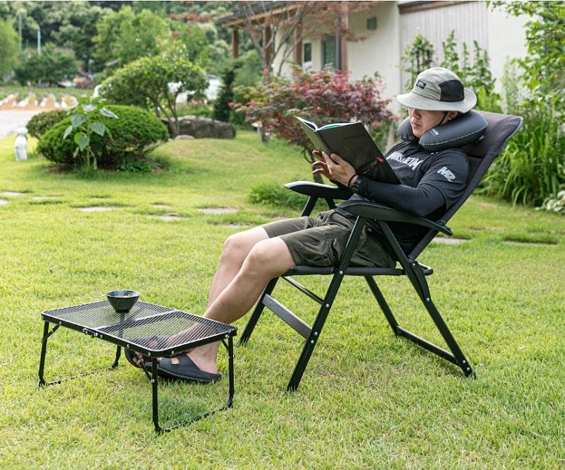 Thiết kế ghế xếp thông minh KAZMI K20T1C027 rất thông minh và tiện dụng