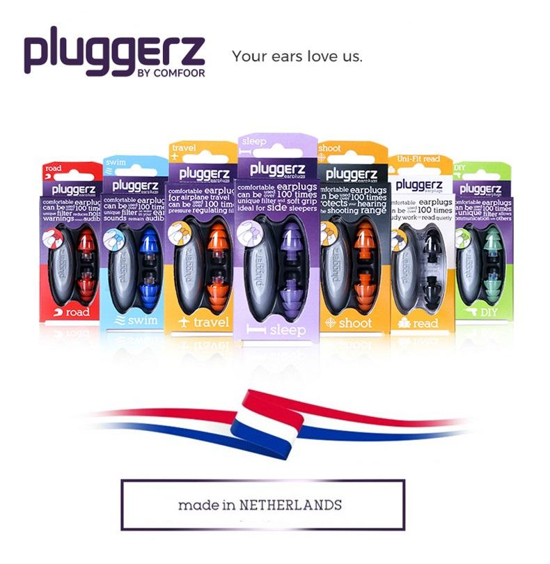 bịt tai chống ồn pluggerz