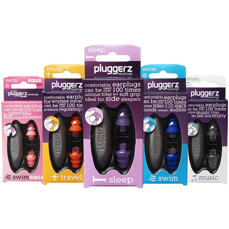 Nút bịt tai chống ồn để ngủ cao cấp Pluggerz
