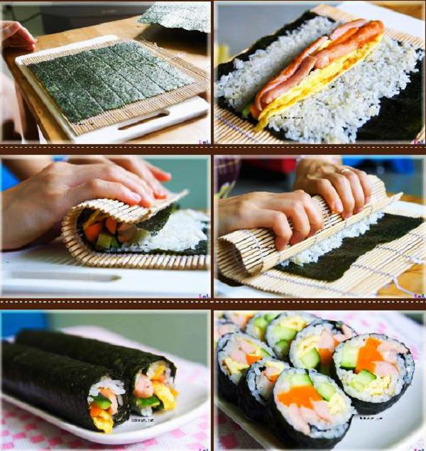 Cách làm món ăn picnic đơn giản