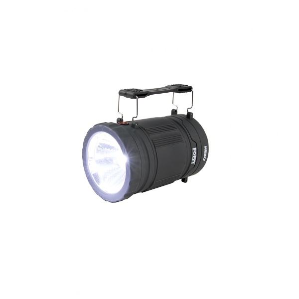 đèn pin led xách tay siêu sáng nebo poppy