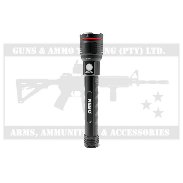 nebo redline blast rc flashlight