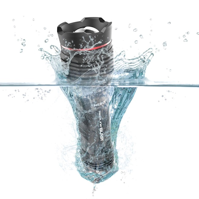 đèn pin nebo redline blast rc chống nước