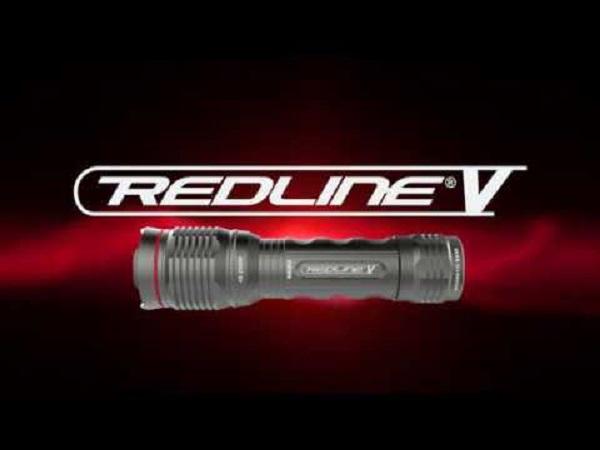 nebo redline v aaa 500 lumens flashlights