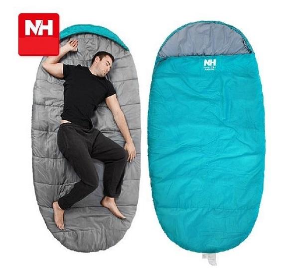 túi ngủ đi phượt naturehike pad300s