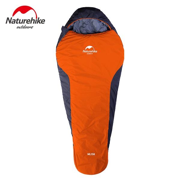 túi ngủ mùa đông naturehike caskil 350 cam