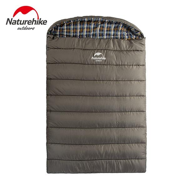 túi ngủ Naturehike cho gia đình màu xám