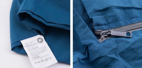 thiết kế túi ngủ mùa hè naturehike nh15s012-d