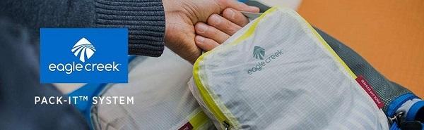 bộ 3 túi đựng quần áo Eagle Creek Mỹ Pack It Specter size M