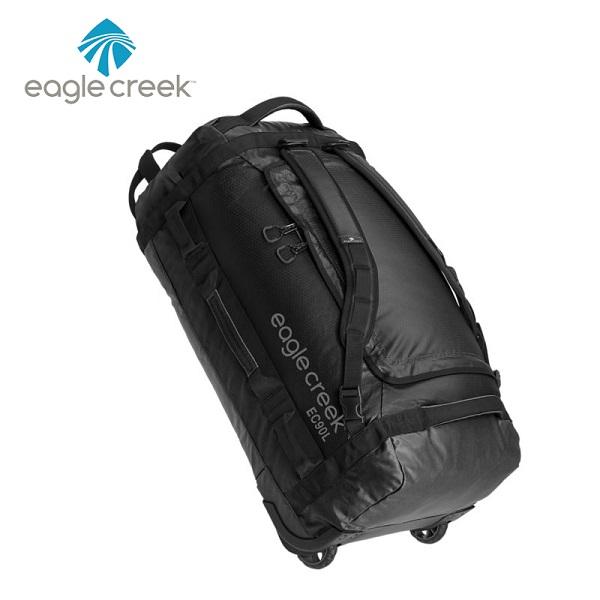 túi du lịch có cần kéo Eagle Creek Cargo Hauler Rolling Duffel 90L màu đen