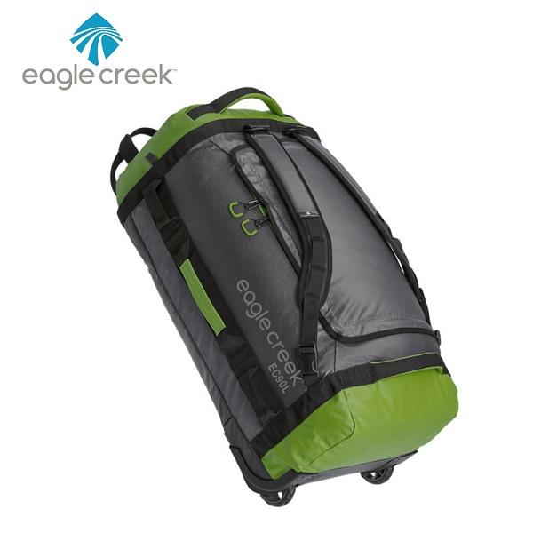 túi du lịch có cần kéo Eagle Creek Cargo Hauler Rolling Duffel 90L màu xanh xám