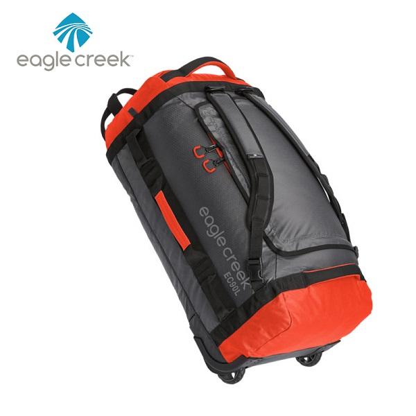 túi du lịch có cần kéo Eagle Creek Cargo Hauler Rolling Duffel 90L màu cam