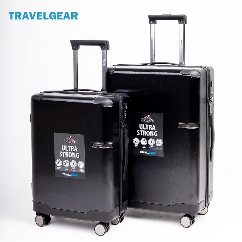 vali Travelgear đen