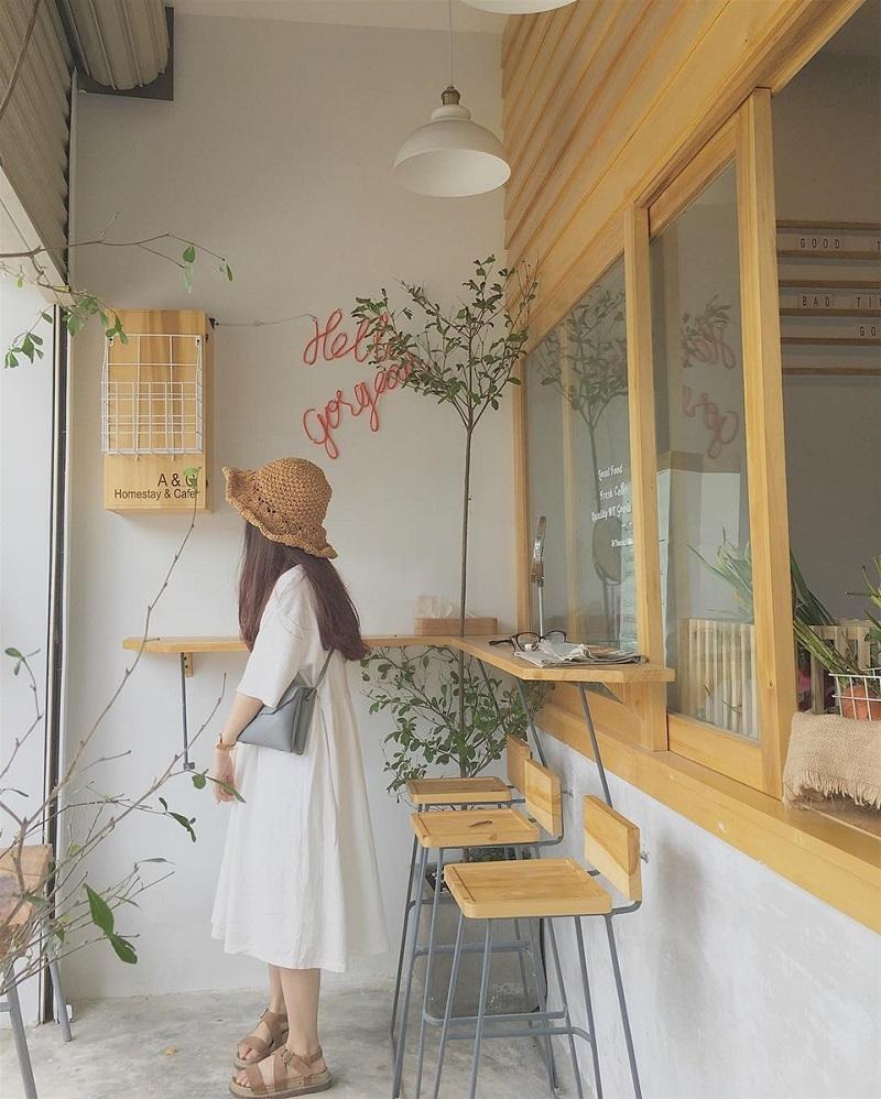 Quán cafe đẹp ở Nha Trang