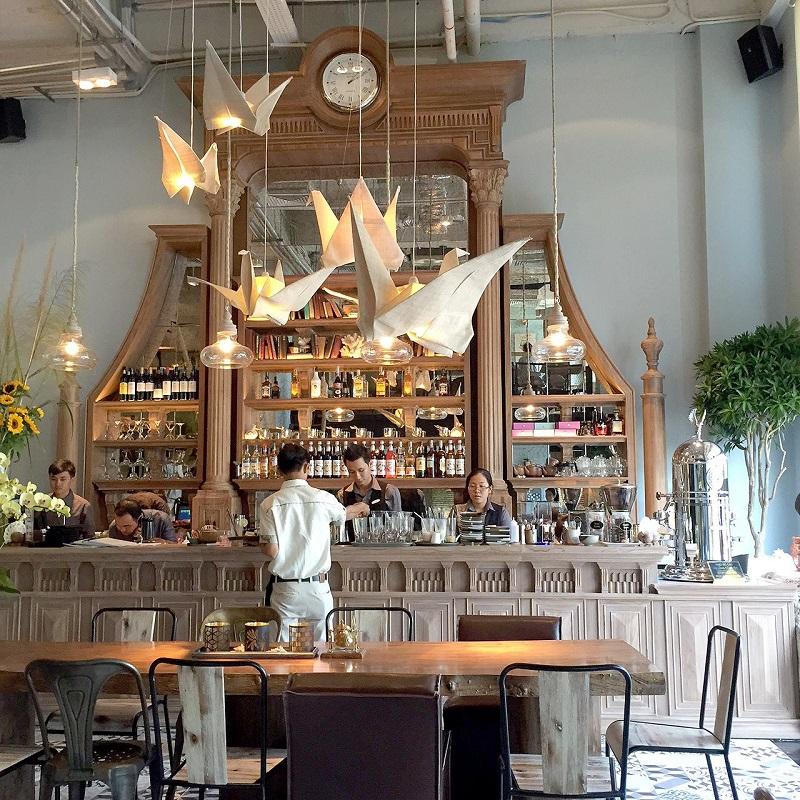Quán cafe đẹp ở Nha Trang chụp hình đẹp