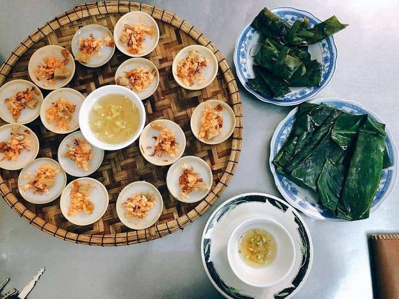 Ăn gì ở Huê