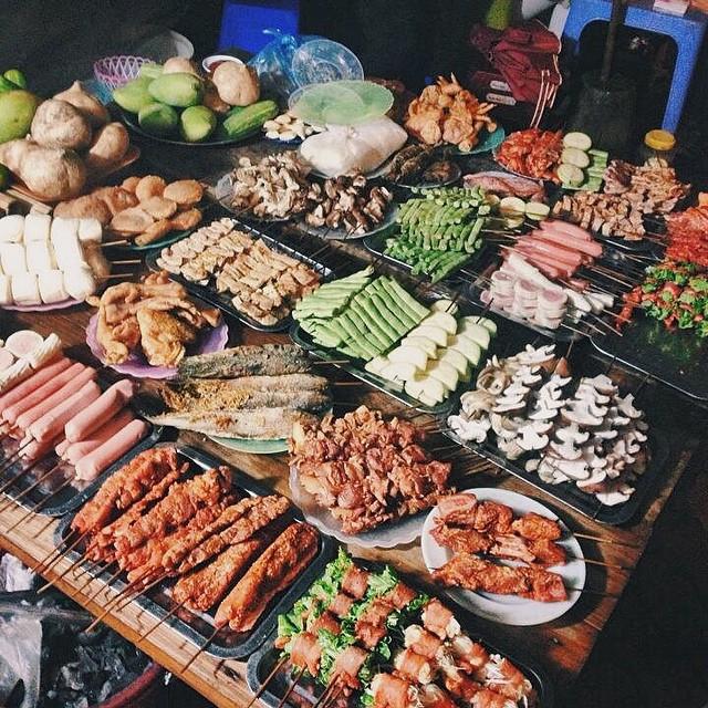 Ăn gì ở Sapa