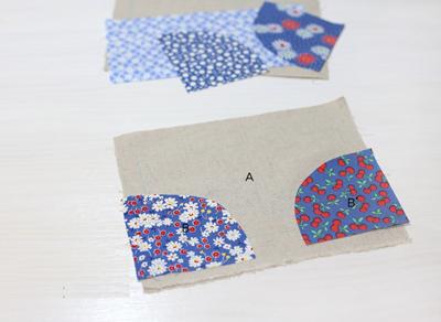 Cách làm túi đựng mỹ phẩm handmade