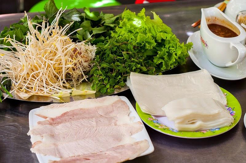 Bánh tráng Trần