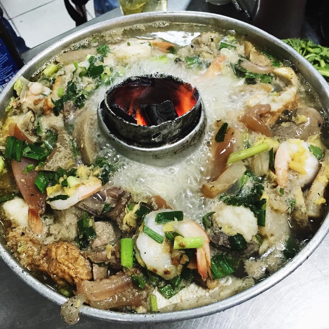 Những quán ăn tối ngon ở Sài Gòn