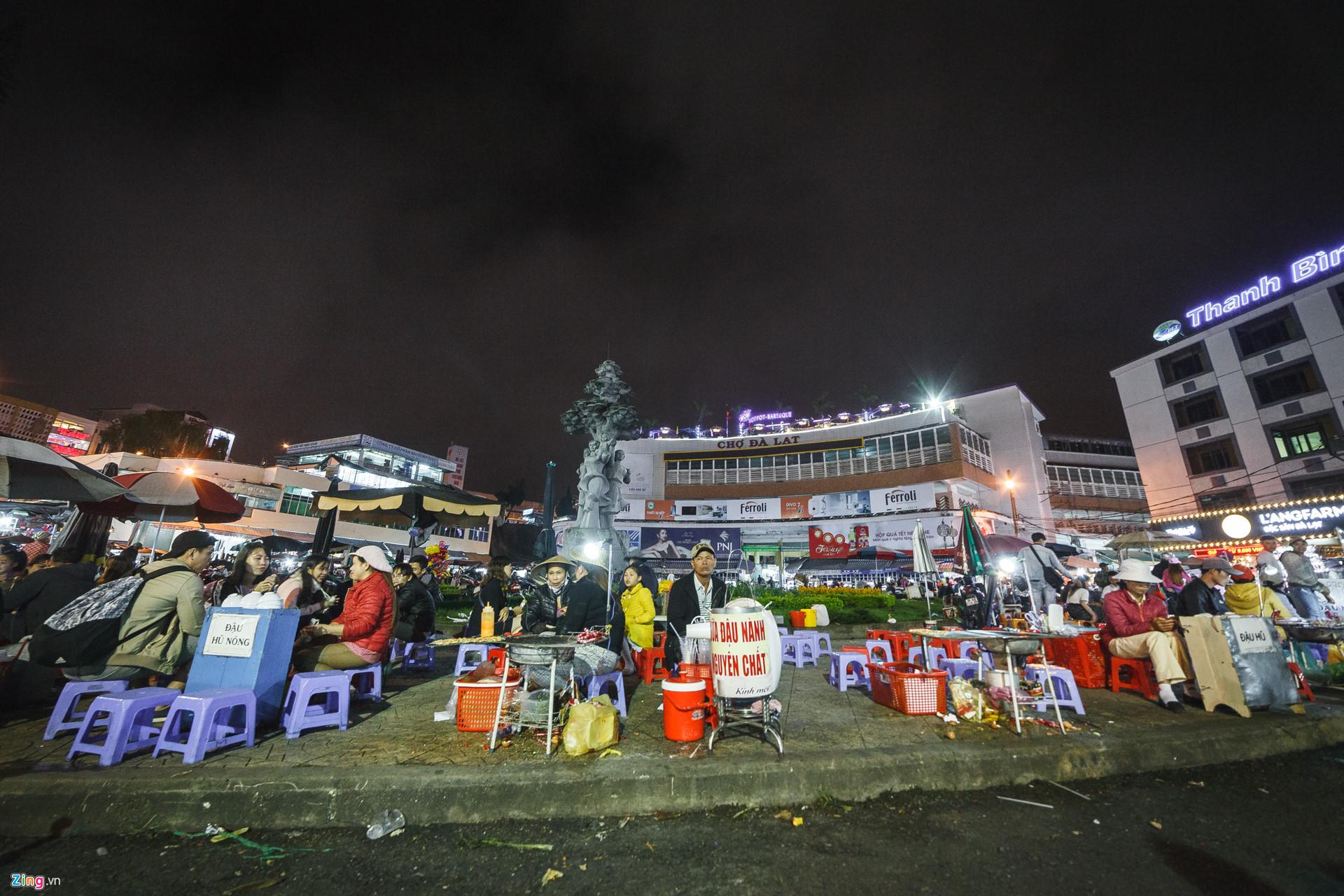 Chợ đêm Đà Lạt ở đâu