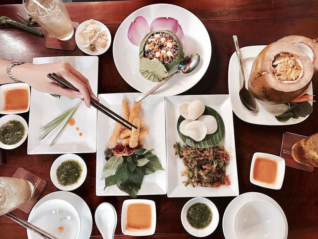 Những quán chay ăn ngon ở Sài Gòn