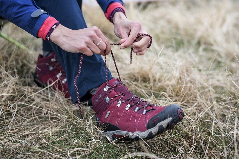 Cách chọn giày leo núi