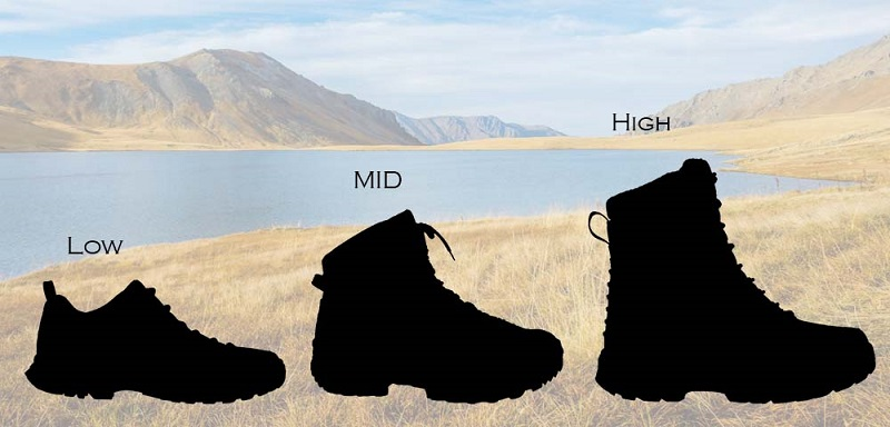 Giày trekking leo núi