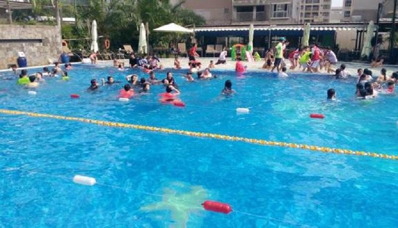 Hồ bơi Maia club quận 7
