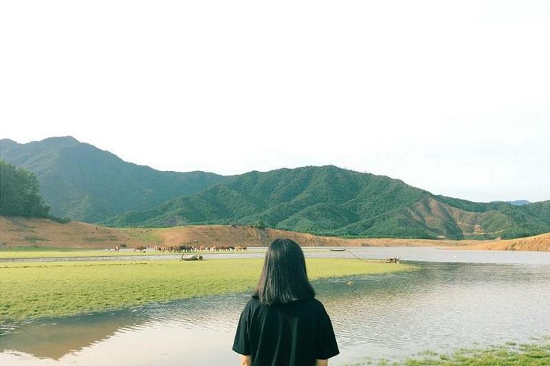 Hồ Hòa Trung ở Đà Nẵng