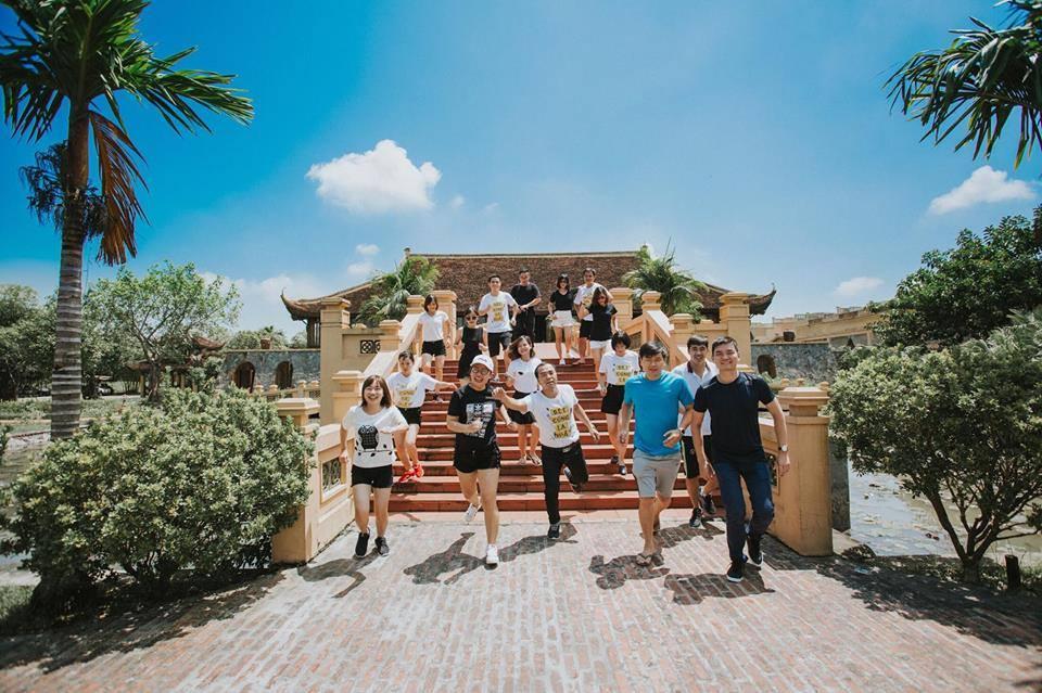 Resort quanh Hà Nội 2017