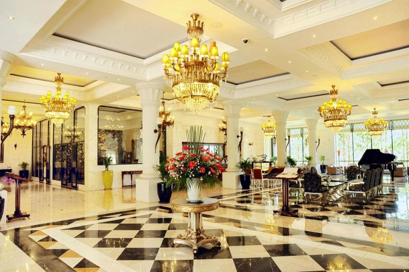 Resort ở Đà Lạt