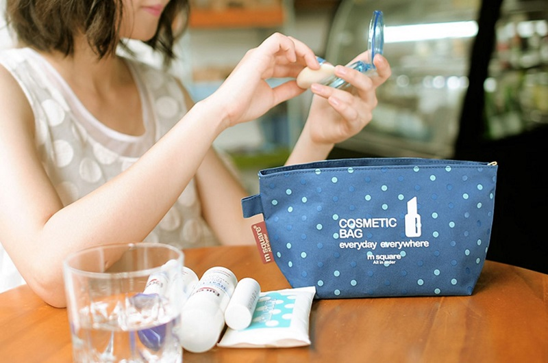Comestic bag Msquare