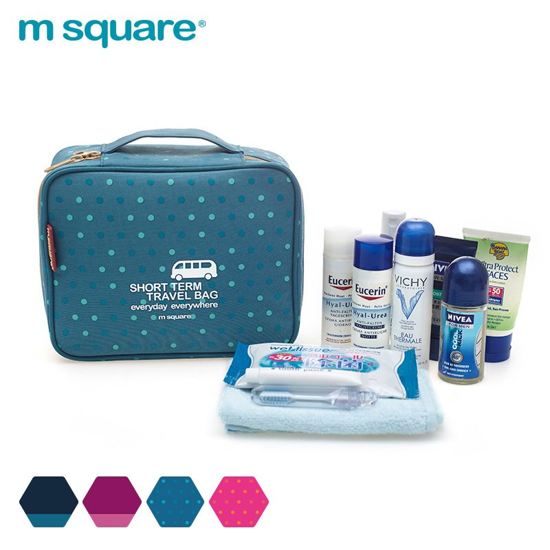 Msquare Travel Bag