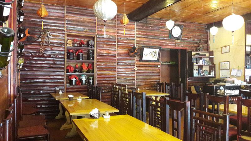 Nhà hàng Hoa đồng tiền Saa