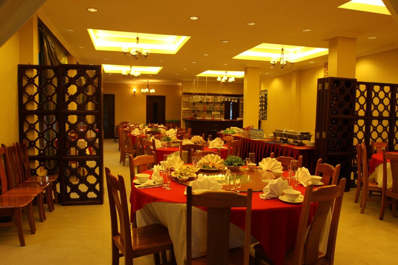Nhà hàng ngon ở Sapa