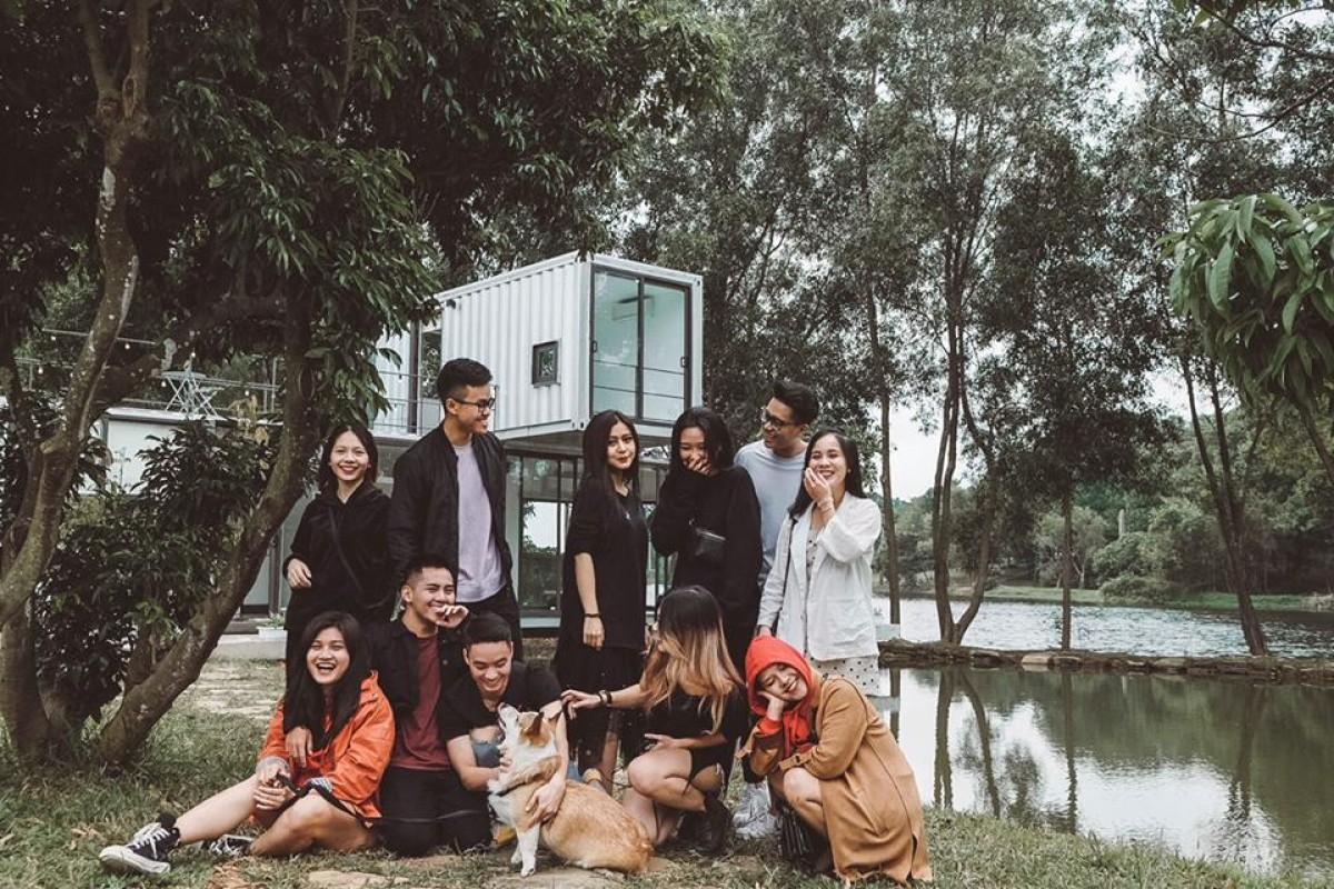 Villa nghỉ dưỡng gần Hà Nội
