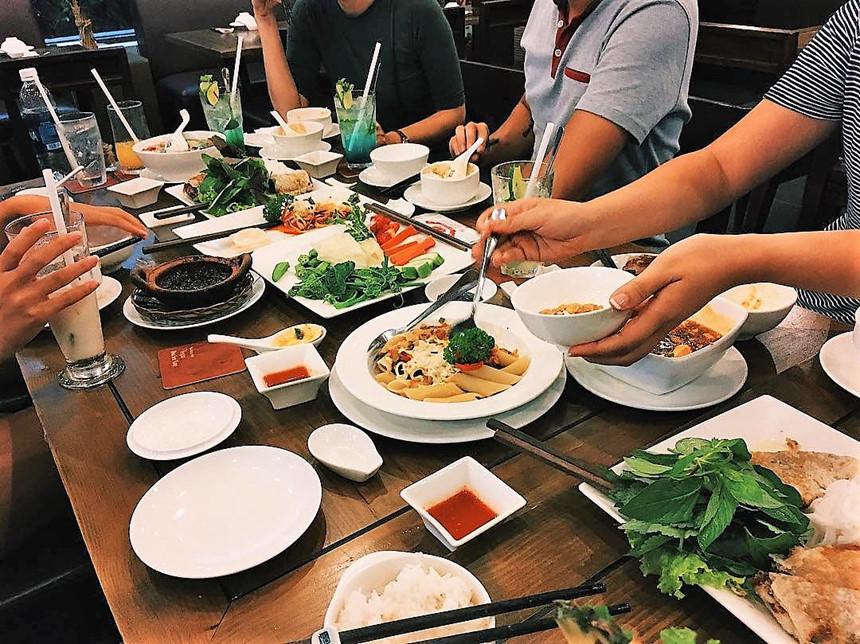 Những quán ăn chay ngon ở Sài Gòn