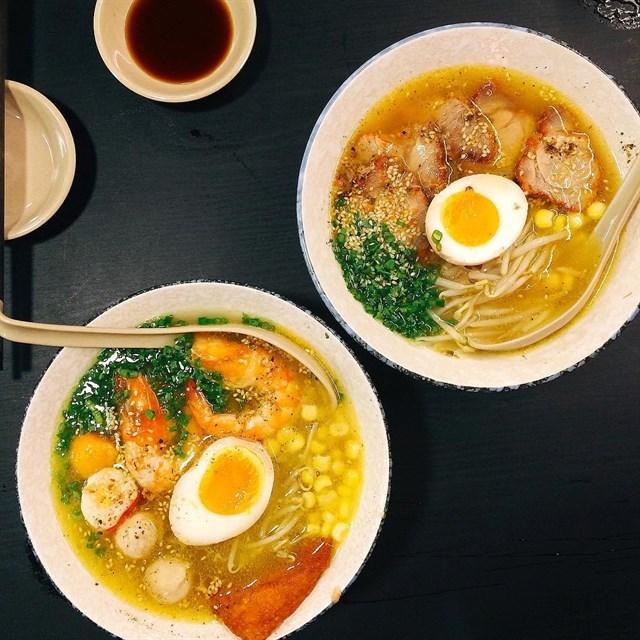 Quán Nhật ăn ngon ở Sài Gòn