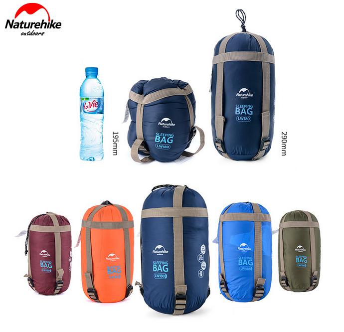 Khả năng gấp gọn của túi ngủ du lịch