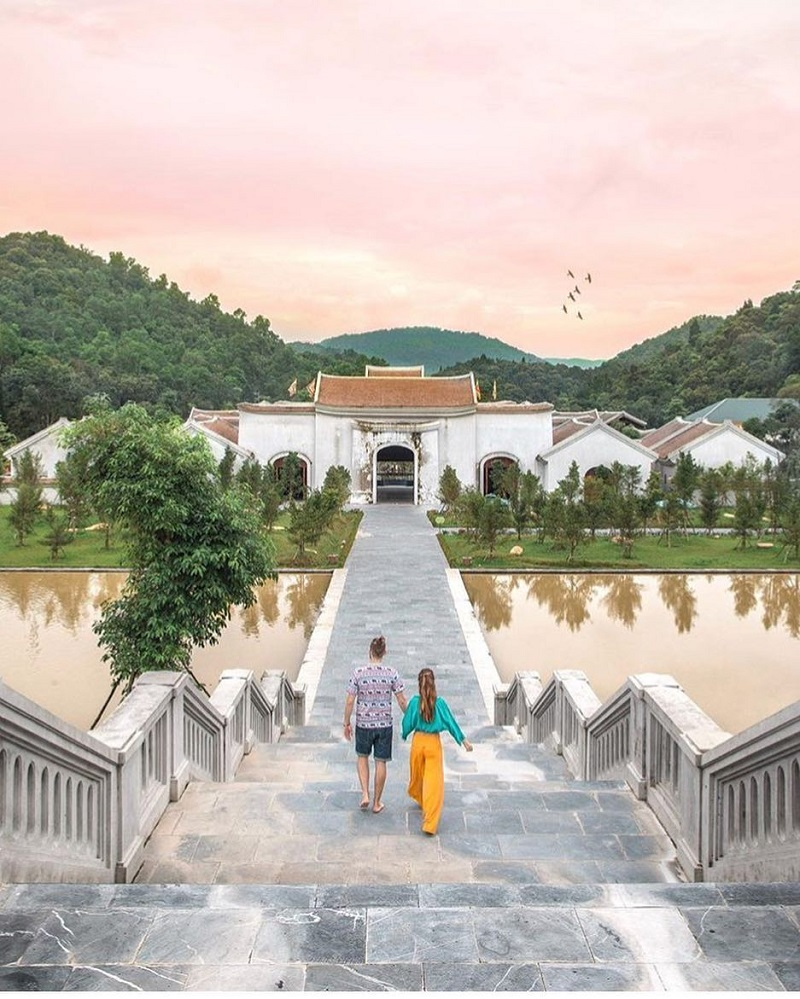 Tết nên đi du lịch ở đâu ngoài Yên Tử