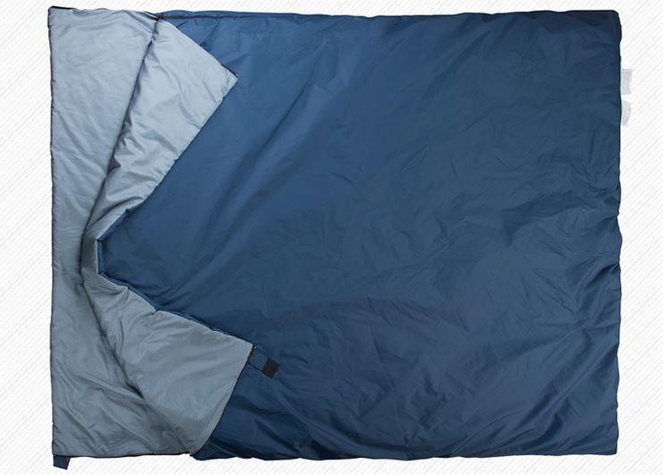 Chất liệu của túi ngủ mùa hè