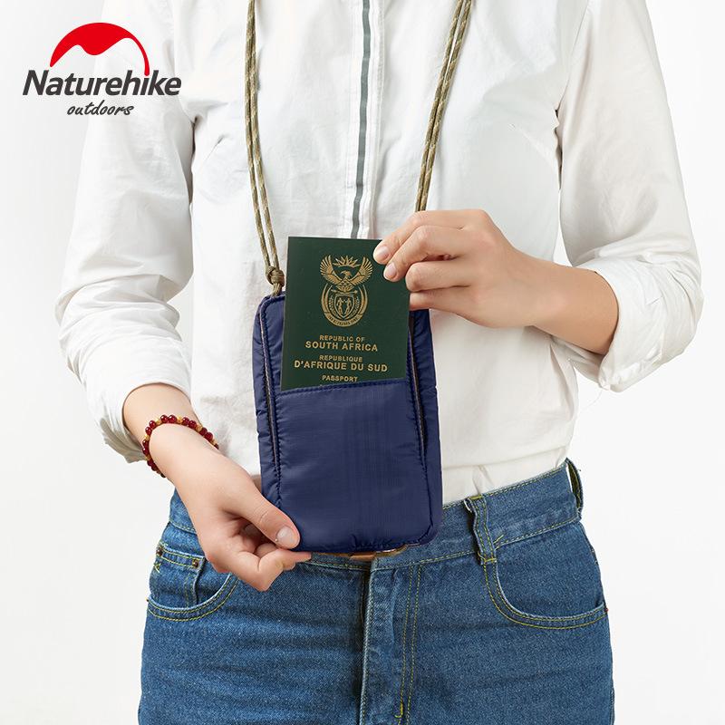 túi đeo chéo đựng passport