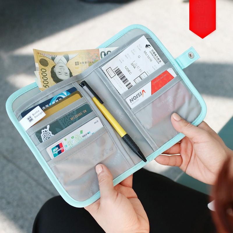 ví đựng passport dễ thương